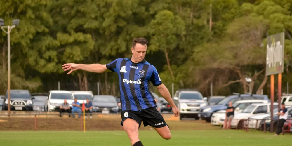 Bayswater City midfielder Todd Howarth. Picture: Sabata Creatives