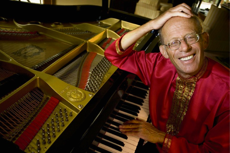 Rare treat: See David Helfgott perform.