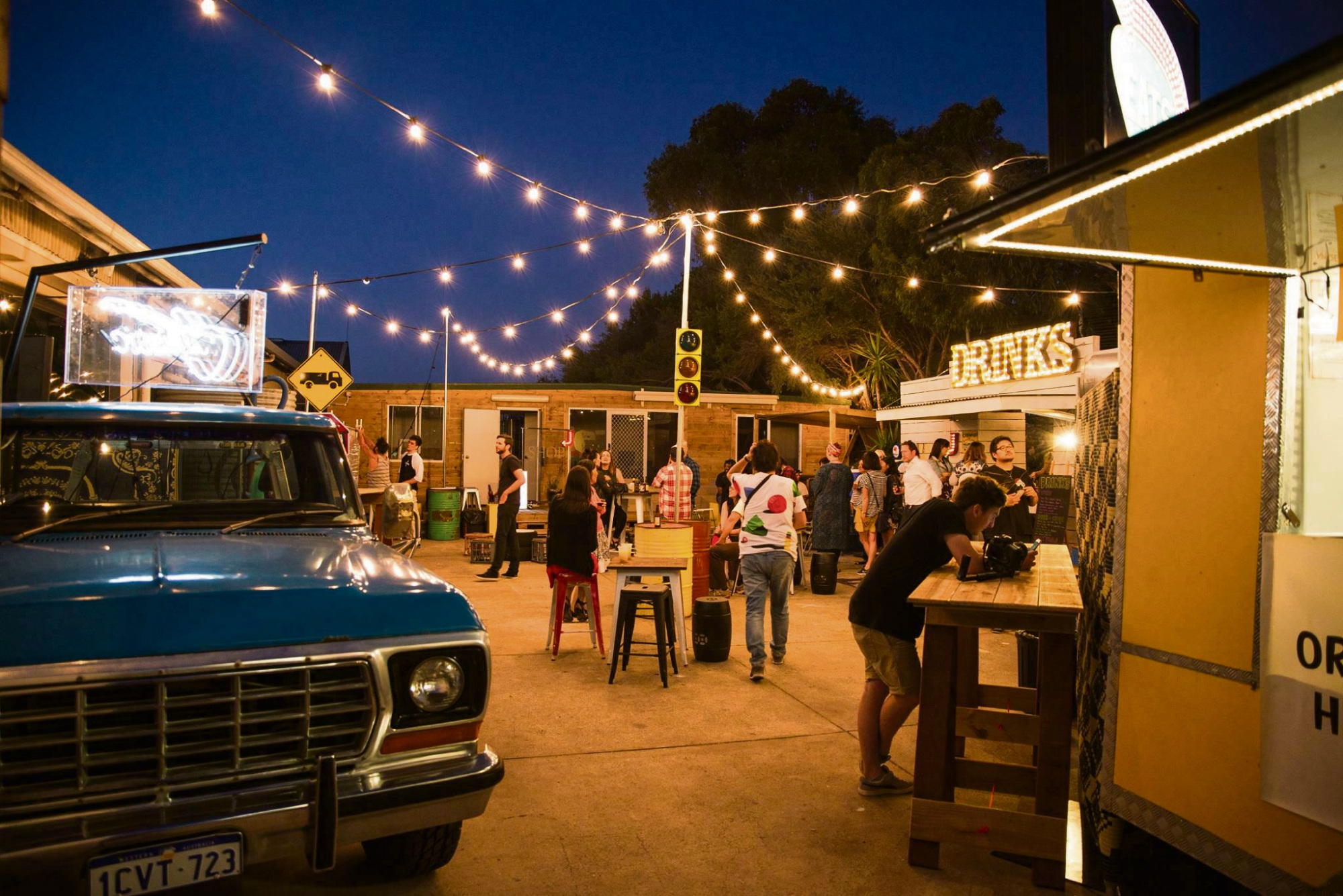 City of Swan partners with Sunset Events to bring The TruckStop to Midland Oval