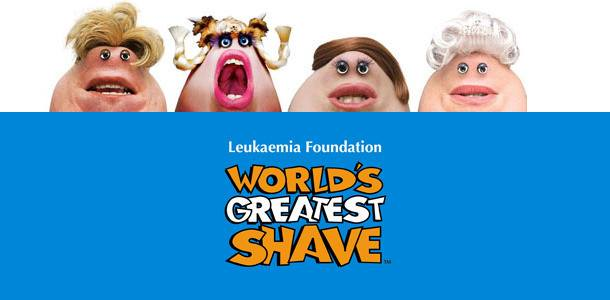 World's Greatest Shave: Strongman Car Wash & BBQ Fundraiser in Cannington