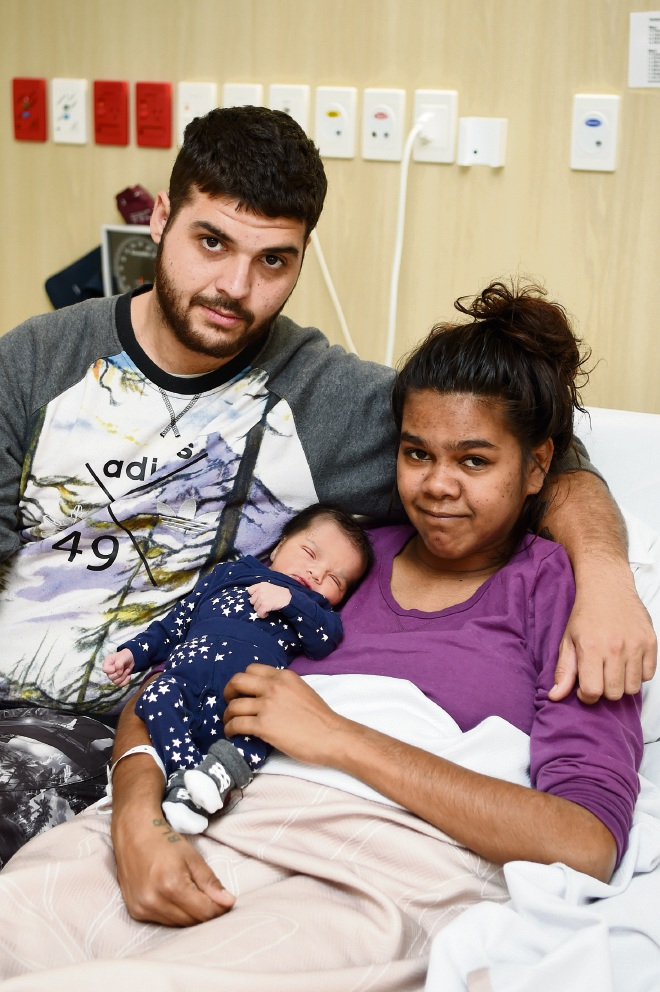 Welcome to the world: this week's newborns at Rockingham General Hospital