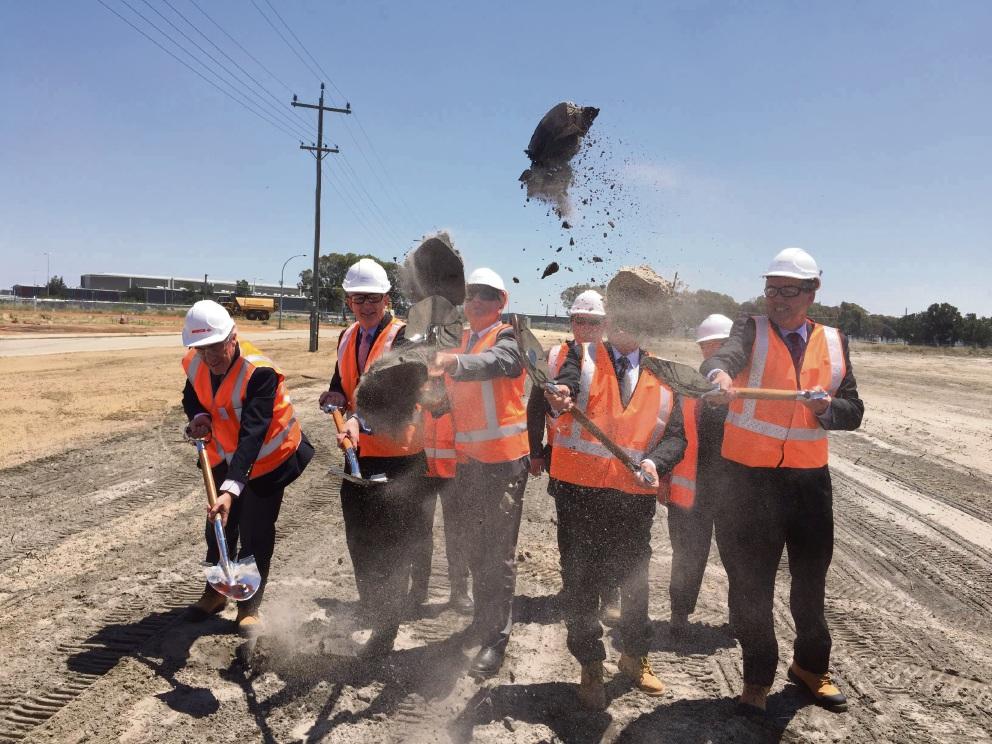 Work starts on $1.96 billion Forrestfield-Airport rail link