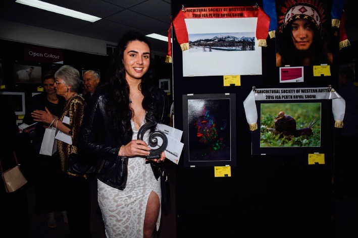 Madeley photographer wins youth photo comp