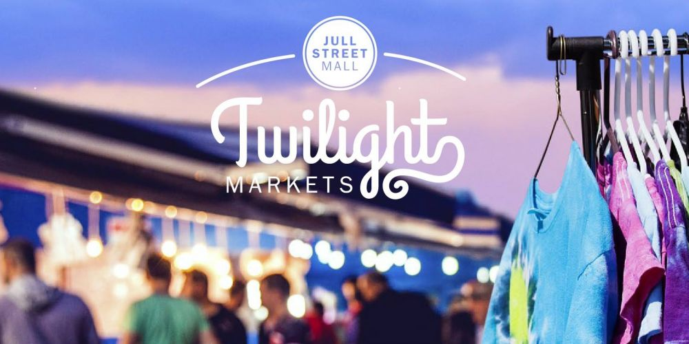Twilight markets in Armadale this Friday night