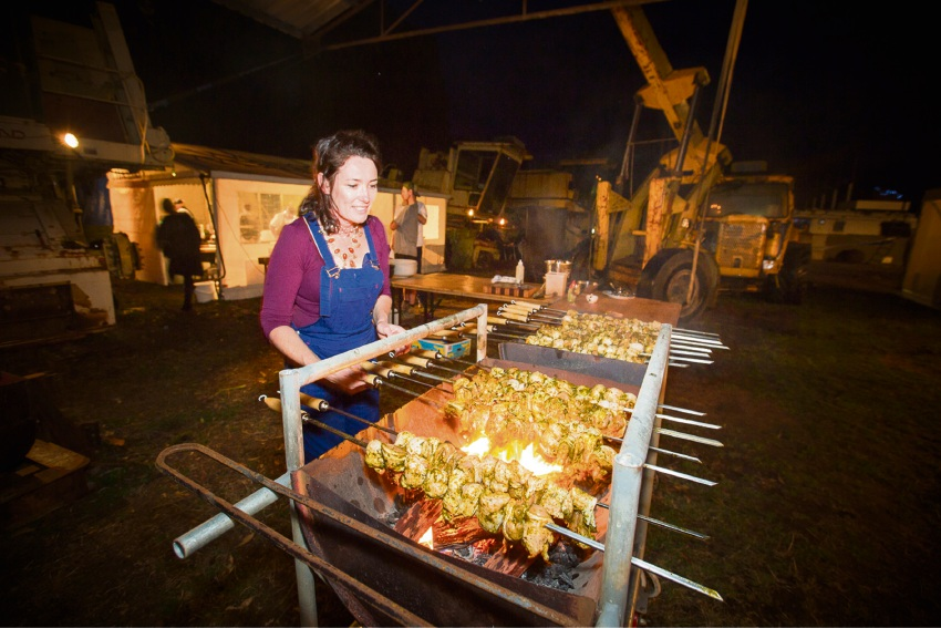 Taste Great Southern: Anna Gare to host Junkyard Feast
