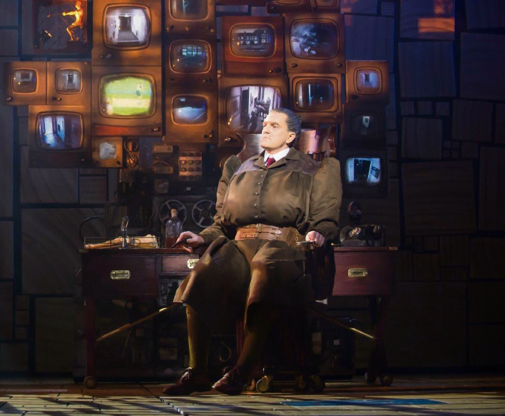 James Millar as Miss Agatha Trunchbull.