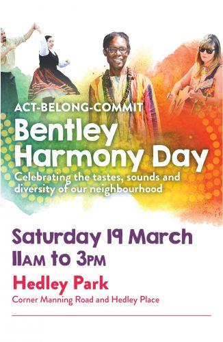 Bentley Harmony Day