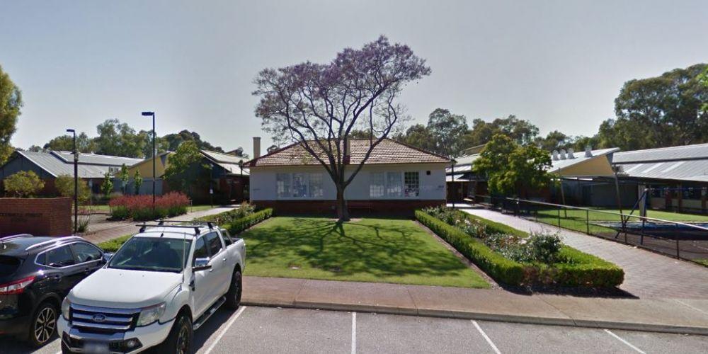 Woodbridge Primary School.