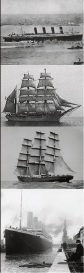 Ocean Clipper Inn holding exhibition of old photographs depicting maritime history