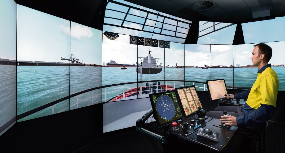 HR Wallingford opens new ship simulation centre at Atwell Arcade