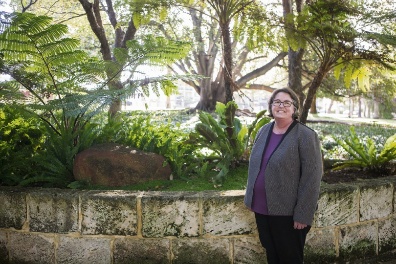 Greens candidate for Willagee Felicity McGeorge.