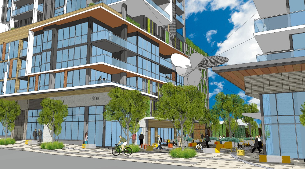 Finbar lodges plans for 30-storey apartment blocks in Applecross