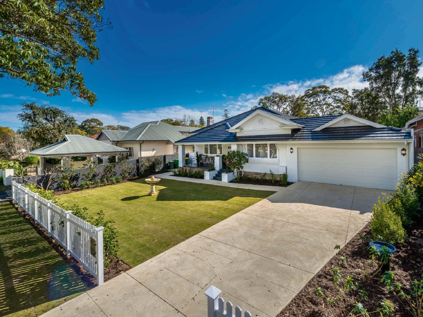 Western Suburbs property sales buck the trend