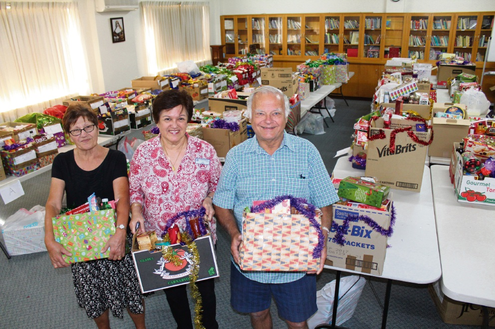 St Vincent de Paul Society hoping to provide some Christmas cheer with annual appeal