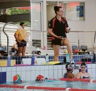 Kwinana Amateur Swimming Club gets experienced new head coach
