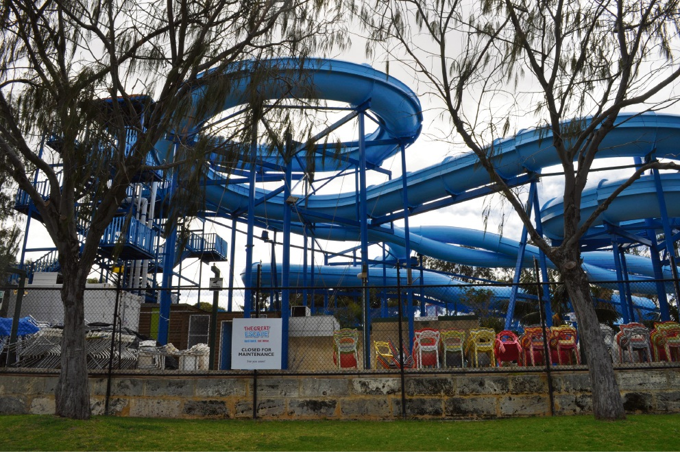 The Great Escape closed indefinitely as owner looks for new tenant