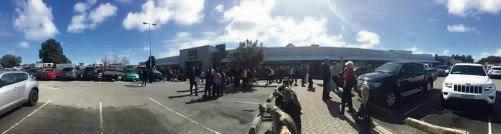 Mandurah Forum evacuated this morning