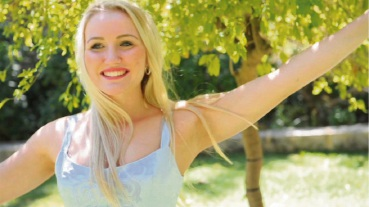 Coodanup university student Shania Eliassen has been offered a place in the Golden Key International Honour Society.
