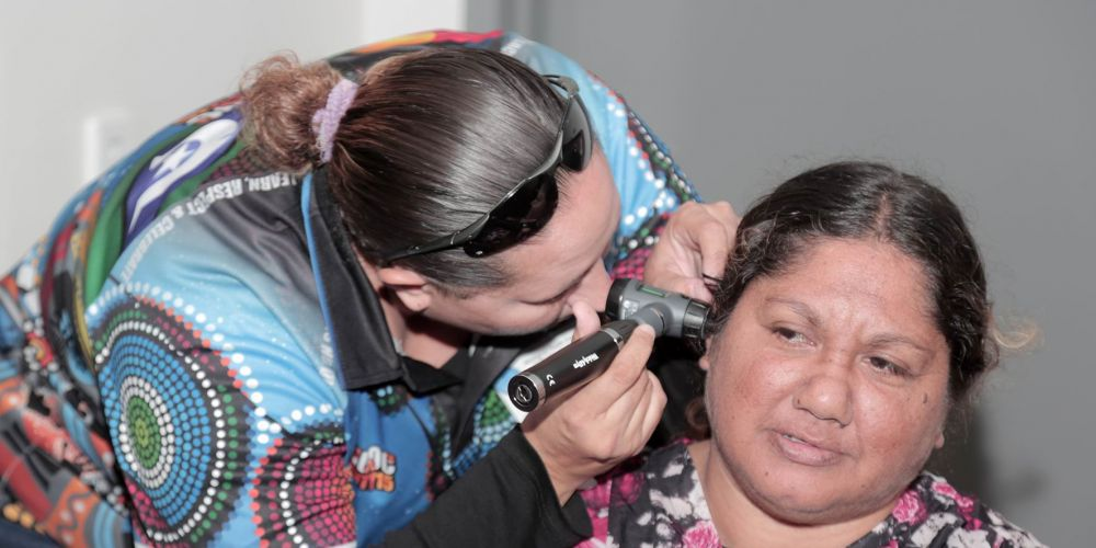 Highgate: training for Aboriginal Health Workers to help improve level of ear health care
