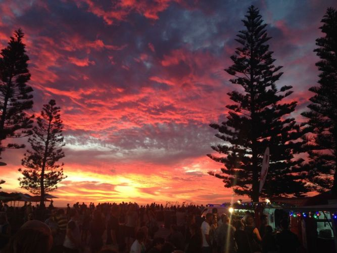 South Beach Sunset Market on this Saturday in Fremantle