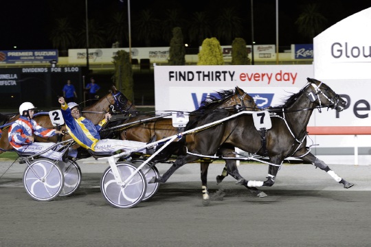 Im Themightyquinn wins one of his 111 career starts and netted almost $5 million in prizemoney.