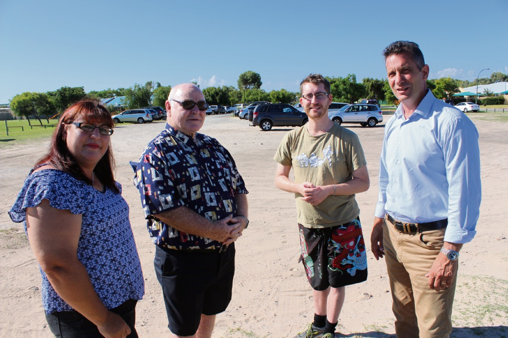 Port Kennedy school carpark to be repaired if Labor wins, says Warnbro MLA