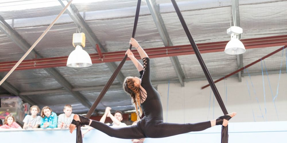 CirQuest Circus expands with move to new North Perth premises