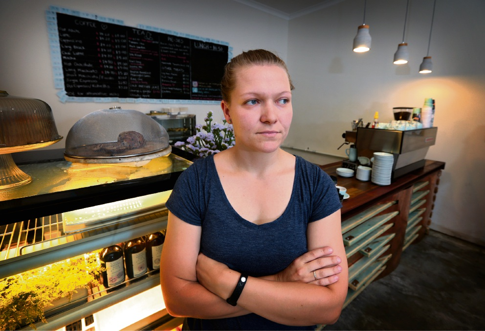 Hospitality workers say they are opposed to cuts to Sunday penalty rates.