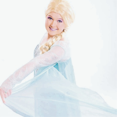 Glass Slipper Entertainment's Amy Sales nominated for What's On 4 Kids Awards