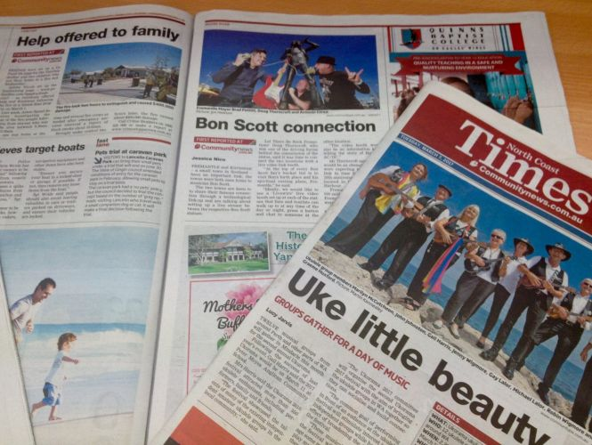 North Coast Times returns to coastal towns