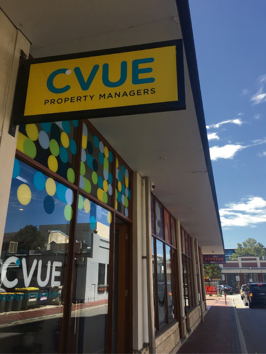 CVue Property Managers a little bit different
