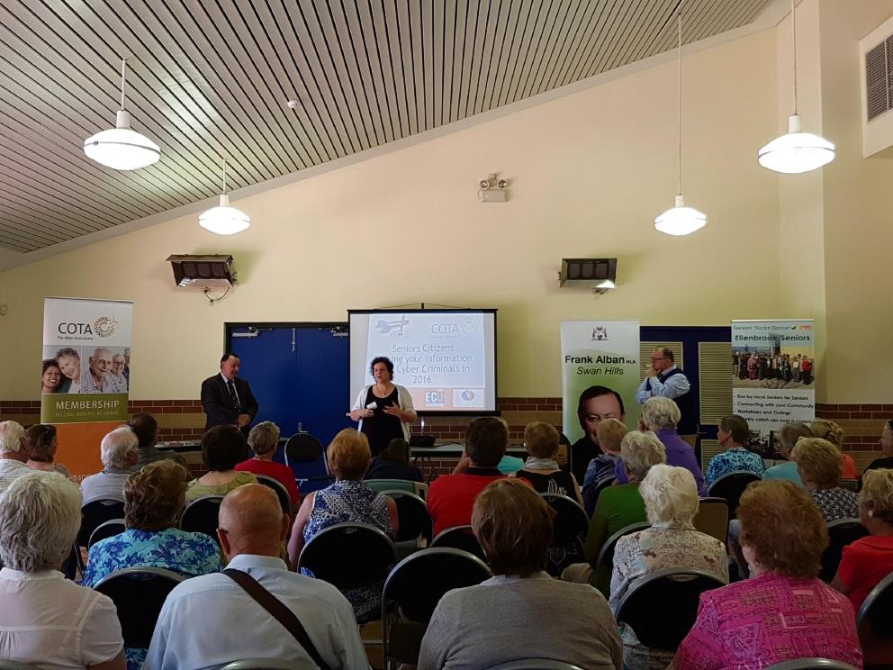 Swan Hills MLA Frank Alban to host free cyber crime seminar in Ellenbrook