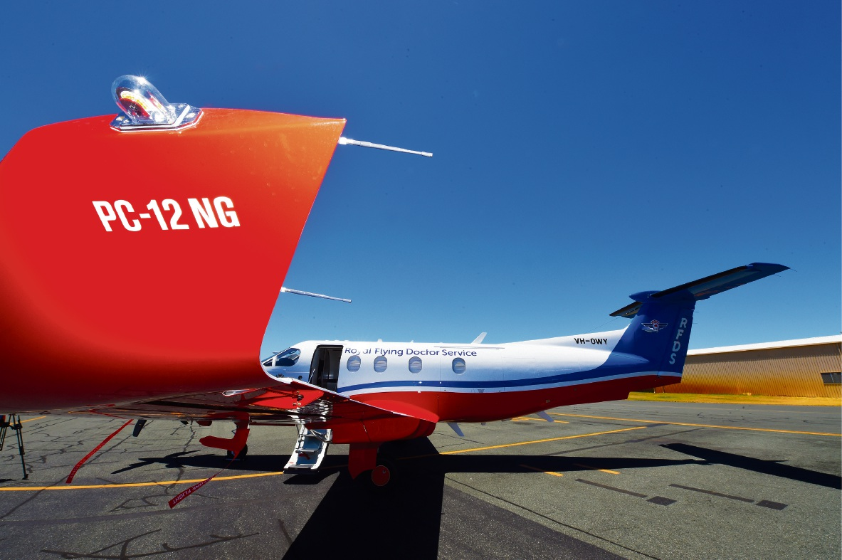 The Swiss-built Pilatus PC12 cost about $7.5 million.