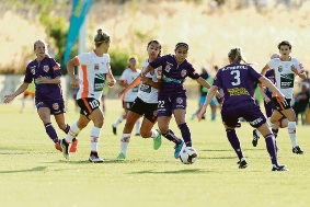 Glory women ready for test against Newcastle Jets