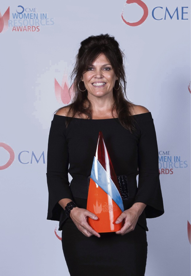 Sharron Freitas took home two prestigious industry awards.