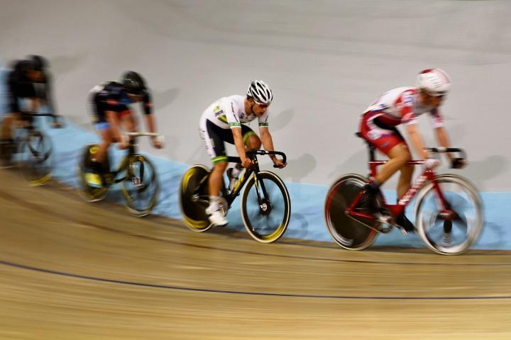 WA cyclist Sam Welsford.
