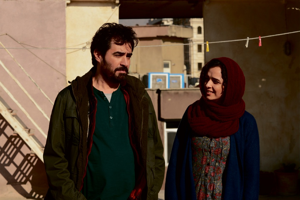 Iranian film The Salesman will screen during the Lotterywest Festival Films.