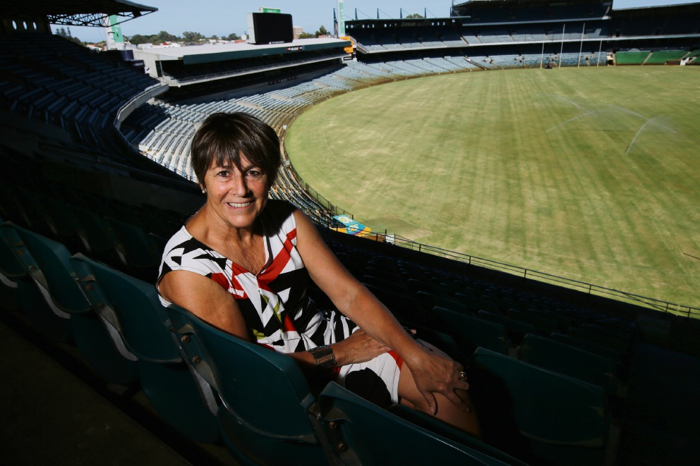 Jan Cooper. Picture: Andrew Ritchie