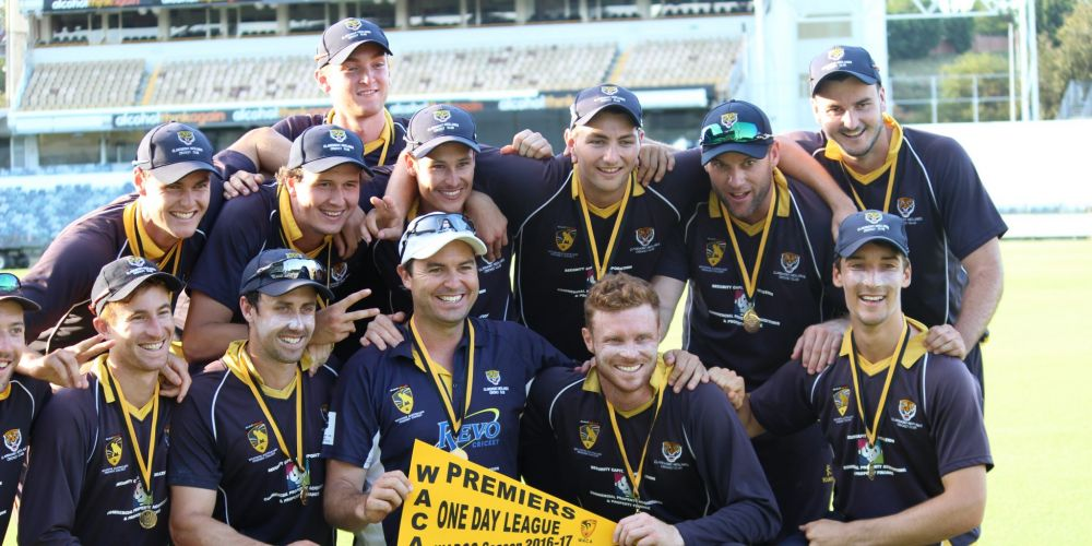 Cricket: Claremont-Nedlands claims Club Championship trophy