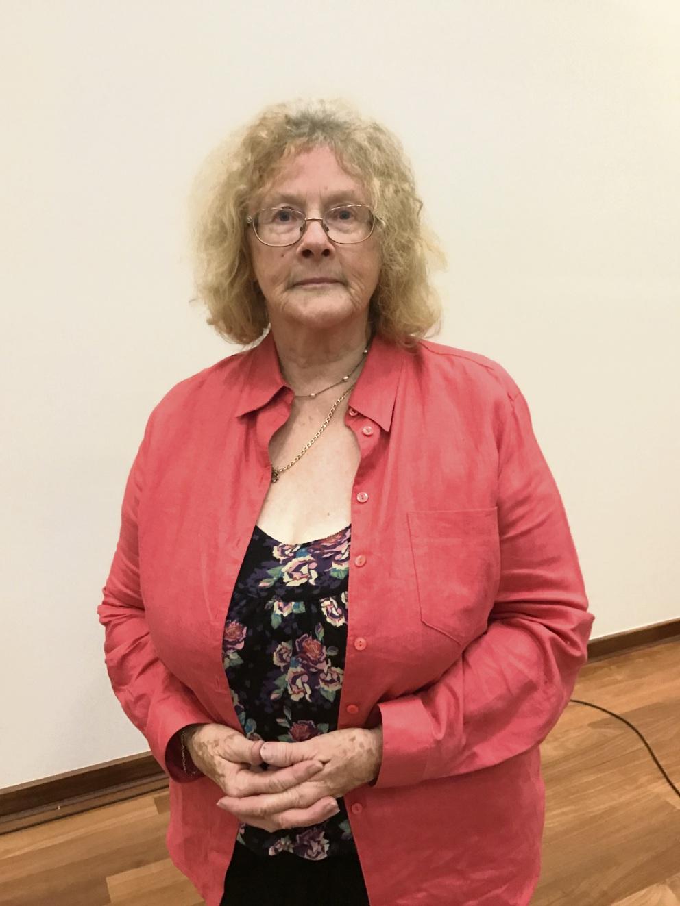 Australian Christians candidate Rosemary Steineck.
