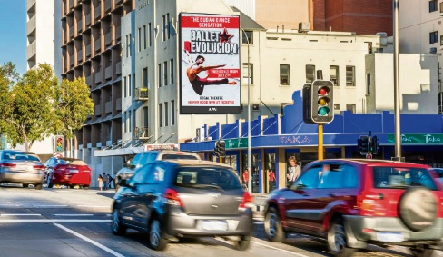 Report recommends Perth council reject application for digital billboard on building owned by Lord Mayor
