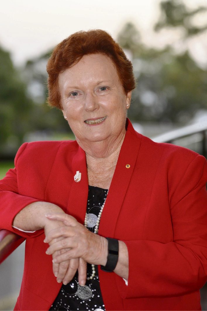 Como's Cheryl Edwardes inducted into WA Women's Hall of Fame