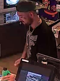 Yanchep Police release CCTV image related to service station theft