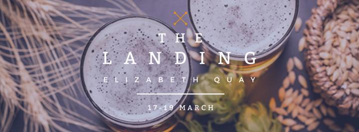 The Landing Festival food and drink village lands at Elizabeth Quay