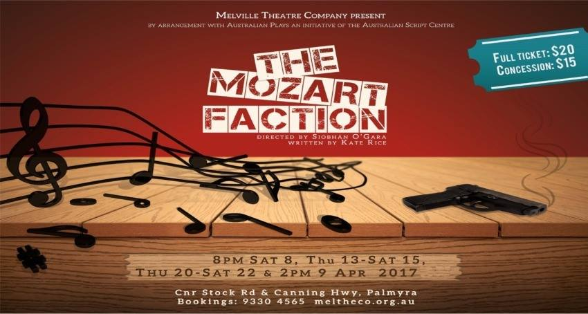 Melville Theatre presents The Mozart Faction