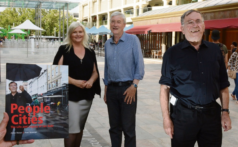 Renowned urban planner Jan Gehl says Perth could be 'new Melbourne'