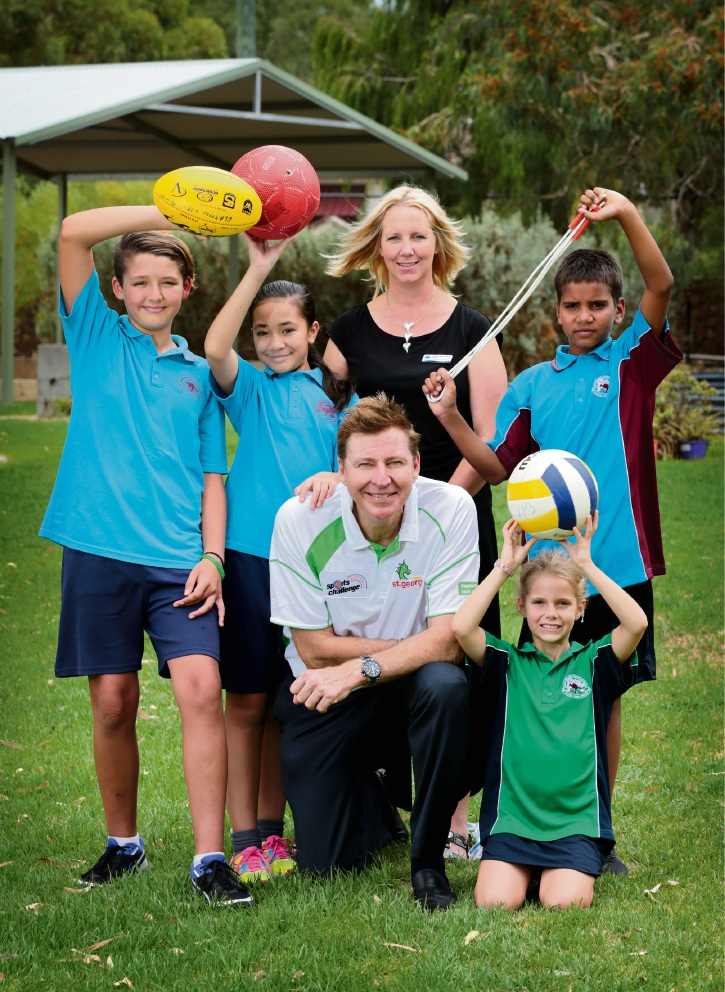 Clayton View Primary makes fitness important part of curriculum