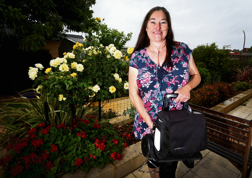 Wilson woman suffers rare LAM disease