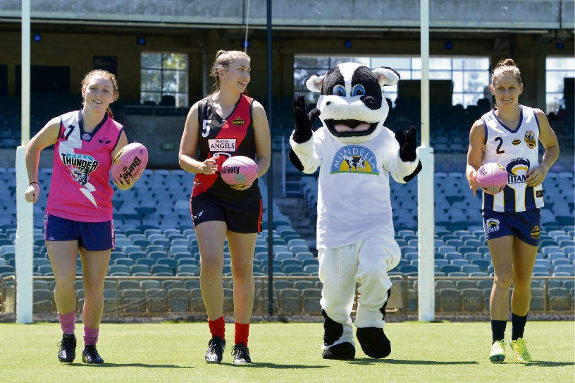 Mundella Foods throws support behind AFL Women's league