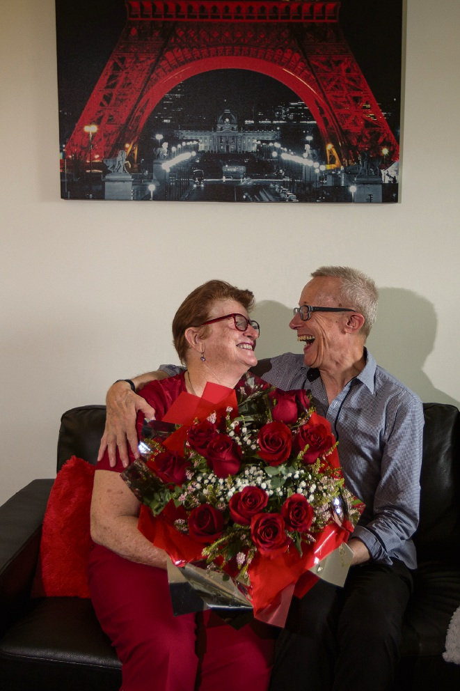 Bentley retirees say age is no barrier to finding love
